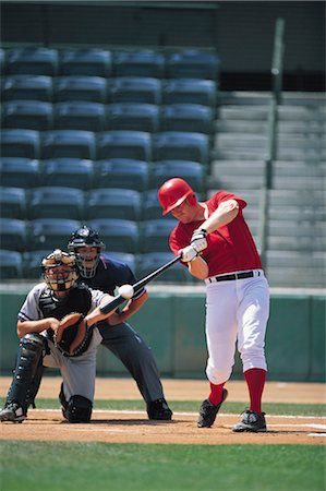 professional baseball game - Sports Stock Photo - Rights-Managed, Code: 858-03044667