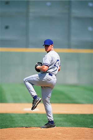 professional baseball game - Sports Stock Photo - Rights-Managed, Code: 858-03044662
