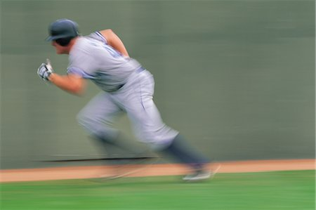 professional baseball game - Sports Stock Photo - Rights-Managed, Code: 858-03044677