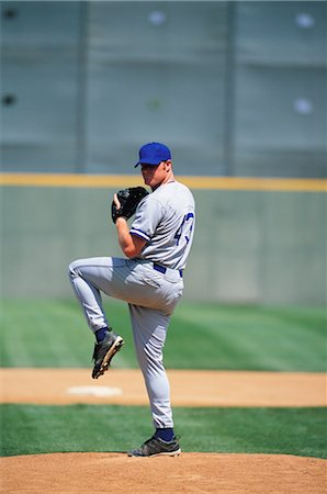 professional baseball game - Sports Stock Photo - Rights-Managed, Code: 858-03044672