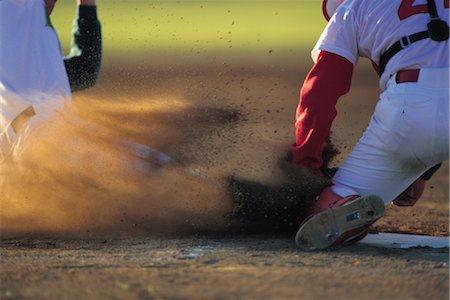 professional baseball game - Sports Stock Photo - Rights-Managed, Code: 858-03044685