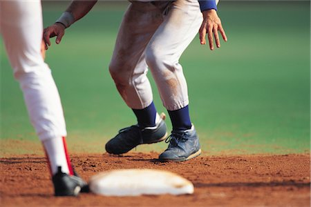 professional baseball game - Sports Stock Photo - Rights-Managed, Code: 858-03044681