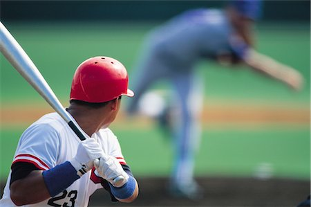 professional baseball game - Sports Stock Photo - Rights-Managed, Code: 858-03044698
