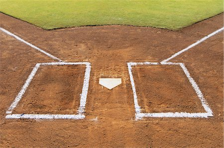 professional baseball game - Sports Stock Photo - Rights-Managed, Code: 858-03044692