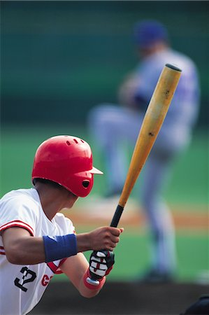 professional baseball game - Sports Stock Photo - Rights-Managed, Code: 858-03044701
