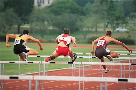 Sports Stock Photo - Rights-Managed, Code: 858-03045811