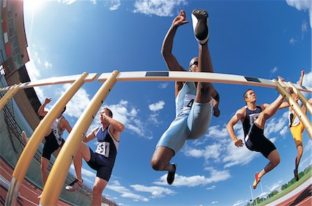 Sports Stock Photo - Rights-Managed, Code: 858-03045812