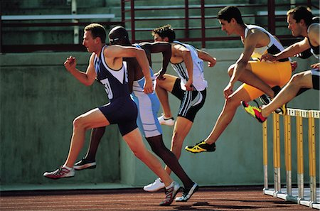 Sports Stock Photo - Rights-Managed, Code: 858-03045825