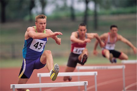 Sports Stock Photo - Rights-Managed, Code: 858-03045827