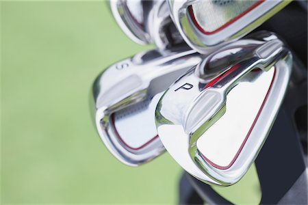 Golf Club Stock Photo - Rights-Managed, Code: 858-03694294