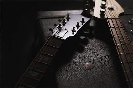 Musical equipment Stock Photo - Rights-Managed, Code: 859-06537953