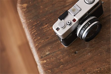 retro - Old camera Stock Photo - Rights-Managed, Code: 859-06538358