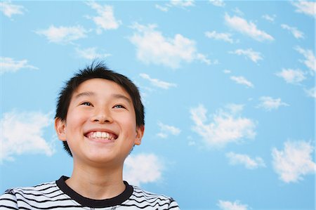 Boy Smiling Stock Photo - Rights-Managed, Code: 859-06617335