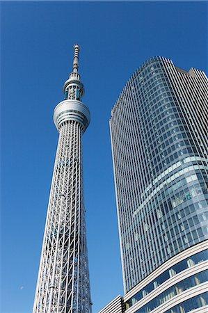 spot (dirt mark) - Tokyo Sky Tree Stock Photo - Rights-Managed, Code: 859-06711169