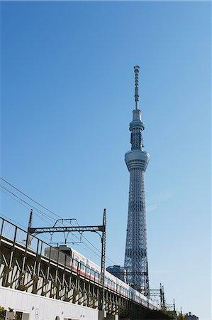 spot (dirt mark) - Tokyo Sky Tree Stock Photo - Rights-Managed, Code: 859-06711175