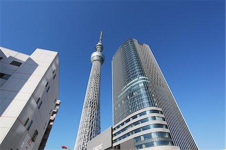spot (dirt mark) - Tokyo Sky Tree Stock Photo - Rights-Managed, Code: 859-06711170