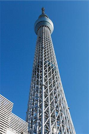 spot (dirt mark) - Tokyo Sky Tree Stock Photo - Rights-Managed, Code: 859-06711171