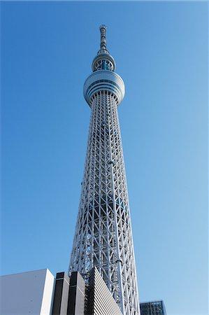 Tokyo Sky Tree Stock Photo - Rights-Managed, Code: 859-06711172