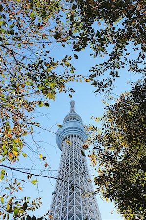 spot (dirt mark) - Tokyo Sky Tree Stock Photo - Rights-Managed, Code: 859-06711173