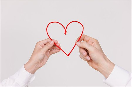 Hands and heart Stock Photo - Rights-Managed, Code: 859-06808655