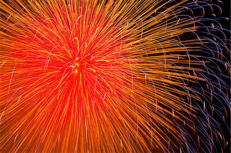 fireworks colored picture - Kashima Fireworks, Ibaragi, Japan Stock Photo - Rights-Managed, Code: 859-07149493