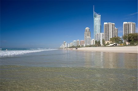 queensland - Gold Coast, Australia Stock Photo - Rights-Managed, Code: 859-07283280
