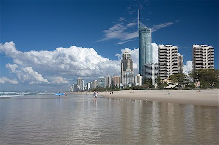 queensland - Gold Coast, Australia Stock Photo - Rights-Managed, Code: 859-07283296