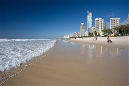 queensland - Gold Coast, Australia Stock Photo - Rights-Managed, Code: 859-07283291