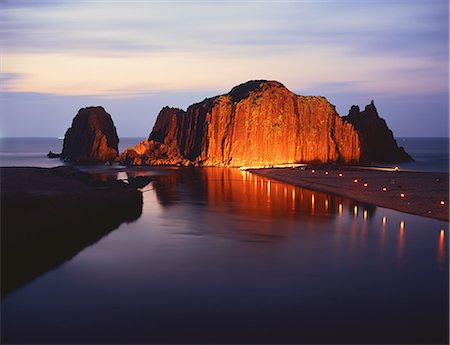 Tate Rock, Kyoto, Japan Stock Photo - Rights-Managed, Code: 859-07283478