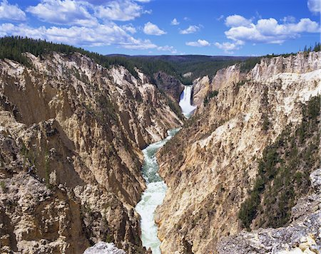Yellowstone National Park, America Stock Photo - Rights-Managed, Code: 859-07283498