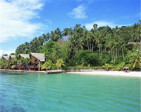 Pearl Farm Beach Resort, Philippine Stock Photo - Rights-Managed, Code: 859-07283508