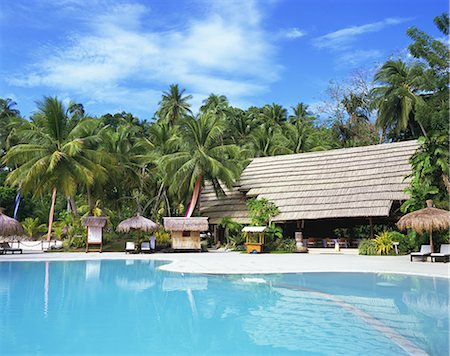 Pearl Farm Beach Resort, Philippine Stock Photo - Rights-Managed, Code: 859-07283509