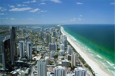 queensland - Gold Coast, Australia Stock Photo - Rights-Managed, Code: 859-07283671