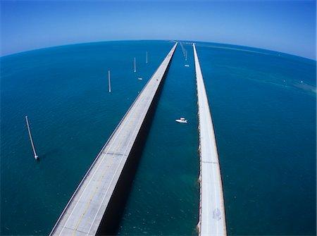 Seven mile Bridge, America Stock Photo - Rights-Managed, Code: 859-07283796