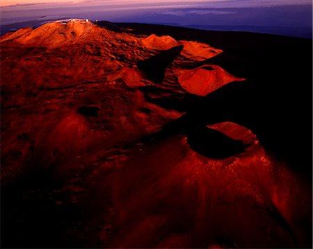 fantastically - Mauna Kea Volcano, Hawaii, USA Stock Photo - Rights-Managed, Code: 859-07441439