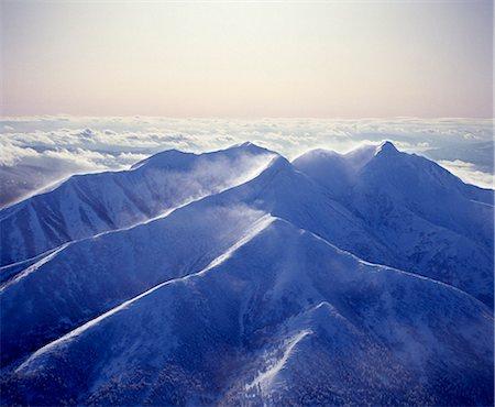 fantastically - Sharidake, Hokkaido, Japan Stock Photo - Rights-Managed, Code: 859-07441494