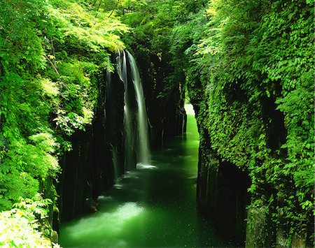 streams scenic nobody - Miyazaki Prefecture, Japan Stock Photo - Rights-Managed, Code: 859-07442120