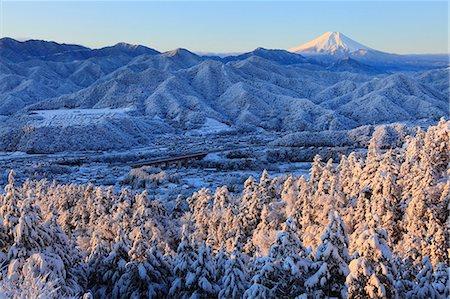 fantastically - Yamanashi Prefecture, Japan Stock Photo - Rights-Managed, Code: 859-07635881