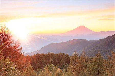 fantastically - Yamanashi Prefecture, Japan Stock Photo - Rights-Managed, Code: 859-08082602