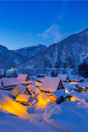 fantastically - Toyama Prefecture, Japan Stock Photo - Rights-Managed, Code: 859-08357956