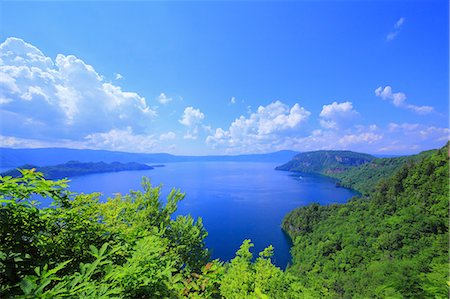 Aomori Prefecture, Japan Stock Photo - Rights-Managed, Code: 859-08359326