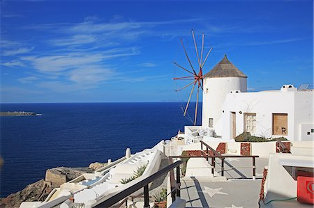 Greece, Cyclades islands, Santorini Island Stock Photo - Rights-Managed, Code: 859-08769986