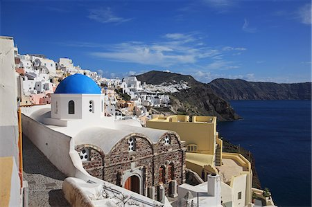 Greece, Cyclades islands, Santorini Island Stock Photo - Rights-Managed, Code: 859-08769989