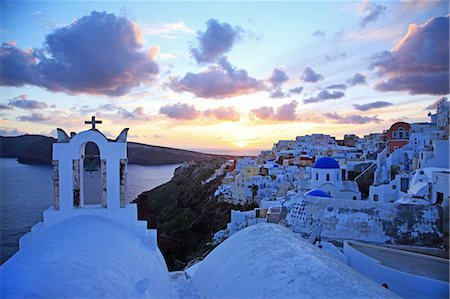Greece, Cyclades islands, Santorini Island Stock Photo - Rights-Managed, Code: 859-08770015