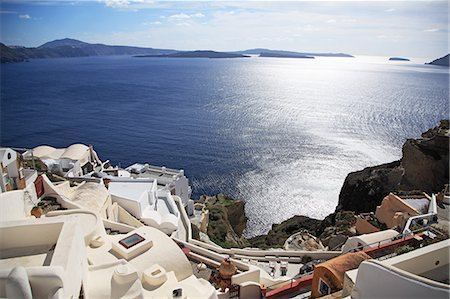 Greece, Cyclades islands, Santorini Island Stock Photo - Rights-Managed, Code: 859-08770010