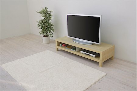 plasma - Living Room Stock Photo - Rights-Managed, Code: 859-03600658
