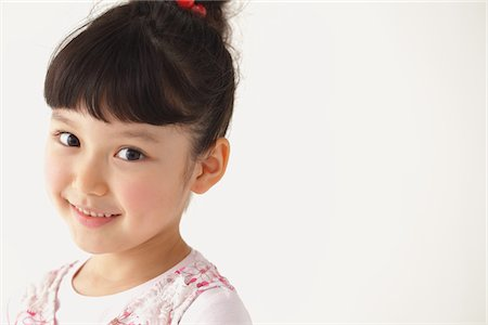 preteen girls faces photo - Beautiful Girl Stock Photo - Rights-Managed, Code: 859-03806069