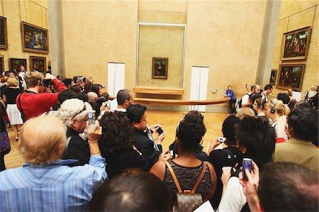exhibition - Louvre Museum,Paris Stock Photo - Rights-Managed, Code: 859-03839087