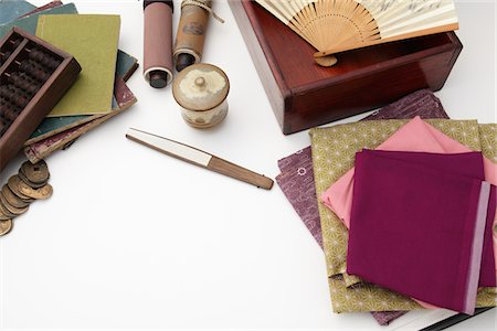 scroll (design) - Japanese Things Stock Photo - Rights-Managed, Code: 859-03884710