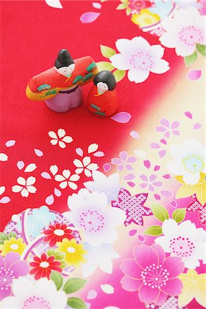 decoration pattern - Japanese Traditional Figurines Stock Photo - Rights-Managed, Code: 859-03885562